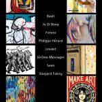 Urban art fair avril 2016