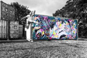 Street Art for Mankind, Miami by Jo Di Bona 2017, photo by Loïc Ercolessi