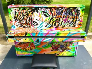 PIANO by Jo Di Bona pour Play Me I'm Yours, photo by Jean Cointre